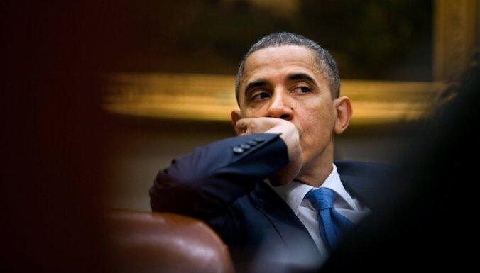ASV vēl nav panākta vienošanās par izvairīšanos no 'fiskālās klints'