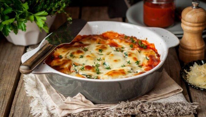 Viena maltīte divām ēdienreizēm – sacepumu variācijas katrai gaumei