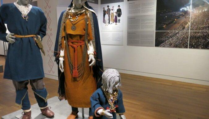 Rīgas mākslas telpā būs apskatāma izstāde 'Latviskās dvēseles raksti'