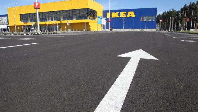 Управляющая латвийской IKEA компания не заметила кризиса: оборот приближается к 100 млн евро