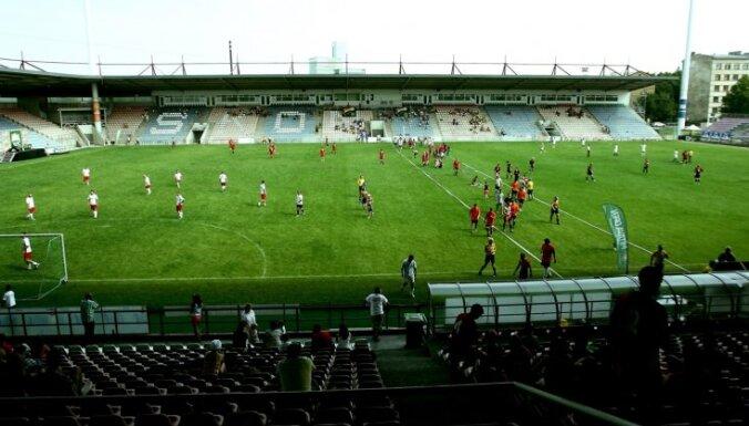 Par 12,5 miljoniem eiro plāno izsolīt 'Skonto' stadionu