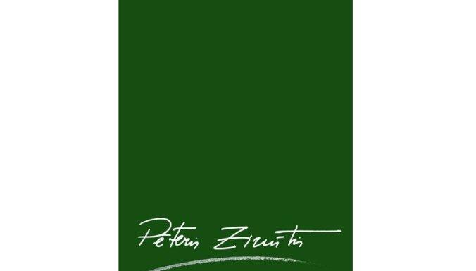 Apgādā 'Mansards' iznācis Pētera Zirnīša dzejas krājums 'bez komentāriem'