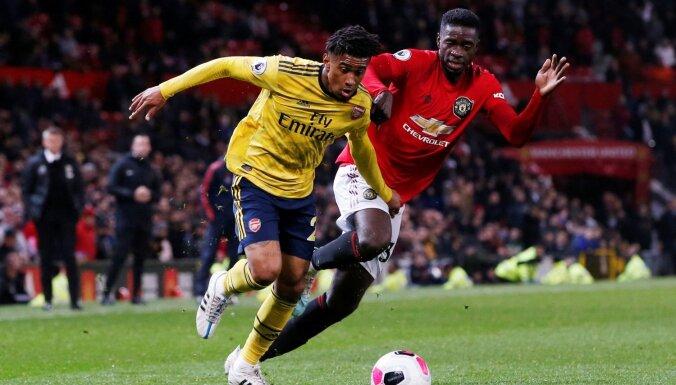 Mančestras 'United' joprojām neizdodas uzvarēt