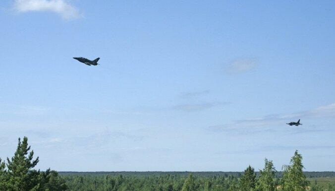 Полет над Балтией российских Ту-22 и Ту-27 был согласован