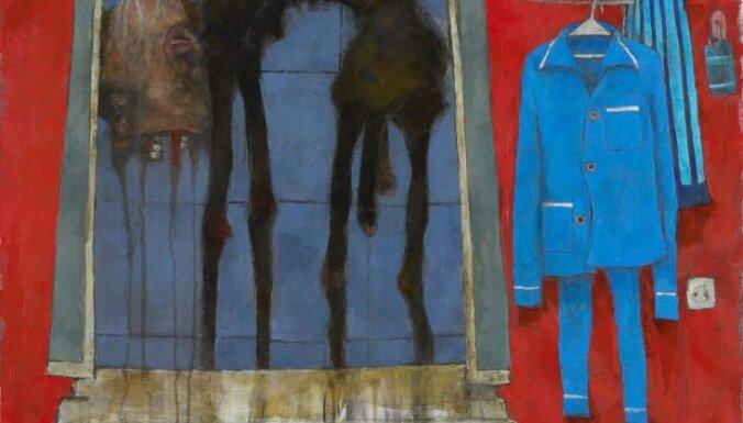 Gleznotājs Djomins savā dzimšanas dienā atklās personālizstādi