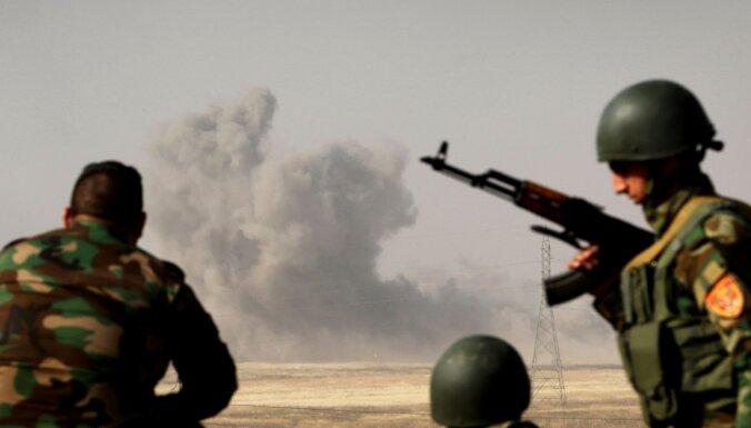 Kurdu izlūkdienests brīdina par 'Daesh' atdzimšanu Irākas ziemeļos