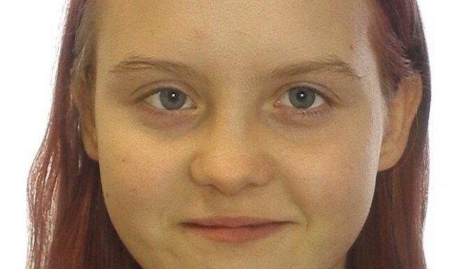 Полиция разыскивает пропавшую школьницу
