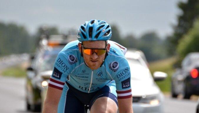 Vosekalns pievienojas vienai no spēcīgākajam Ķīnas UCI velokomandām