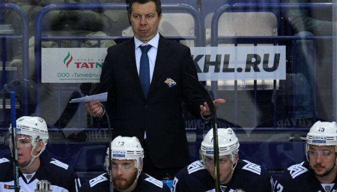 В КХЛ случилась шестая тренерская отставка в сезоне
