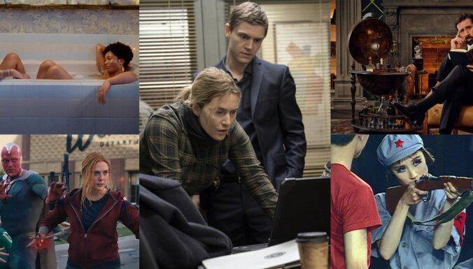 Расизм, супергерои и бранные слова: 20 лучших сериалов, вышедших в 2021 году
