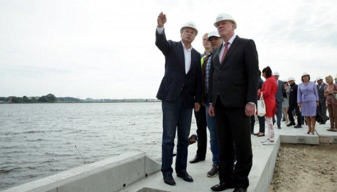Lielie ES projekti: vislielākais risks Latvijai zaudēt naudu ir Krievu salā un Inčukalnā