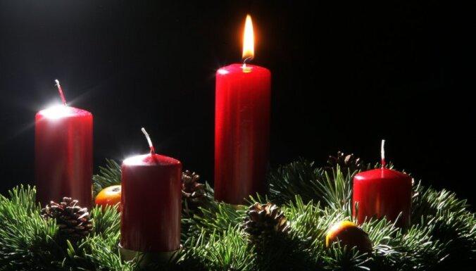 Первый день Адвента: католики и лютеране готовятся к Рождеству