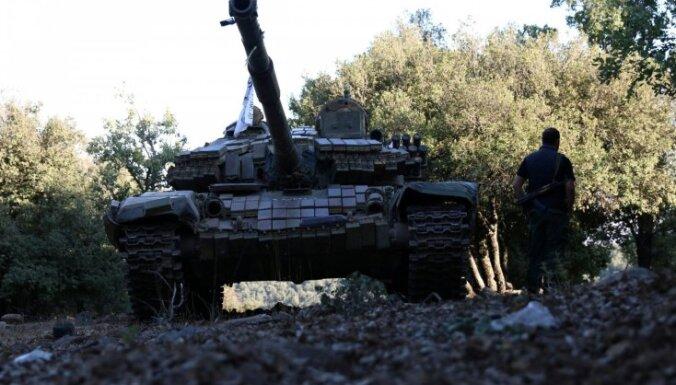 Irāna atzinīgi vērtē vienošanos par pamieru Sīrijā