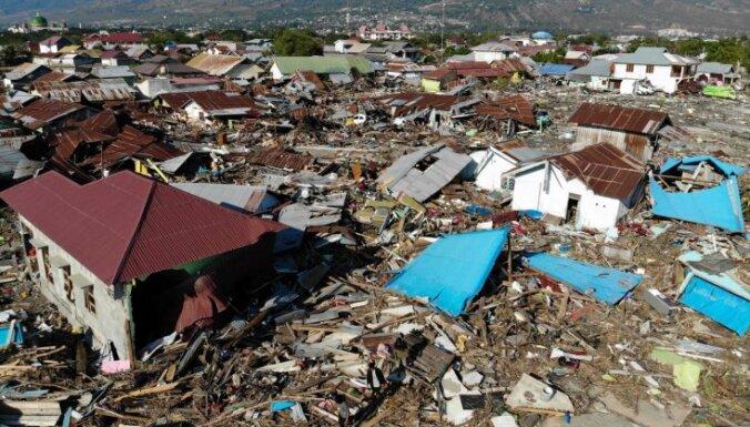 Число жертв стихии в Индонезии превысило 1750 человек
