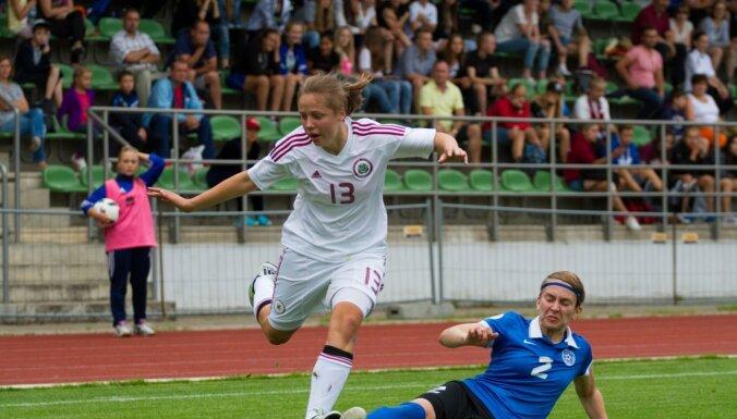 Futboliste Voitāne debitē Vācijas bundeslīgā