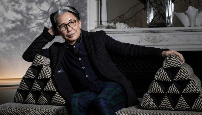 Создатель Kenzo Кендзо Такада скончался из-за последствий Covid-19