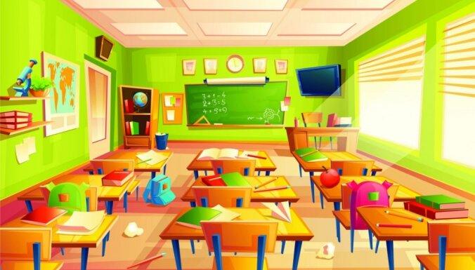 Sapnis 'lēti un labi' apmācīt visus bērnus reizē ir izsapņots