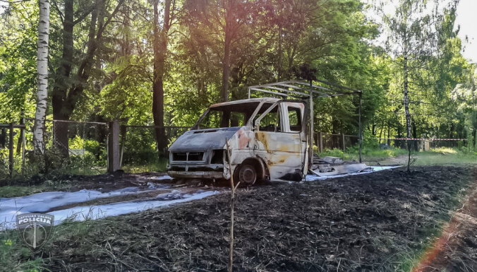 Убийство Бункуса: установлен фургон нападавших; полиция просит делиться информацией и видео