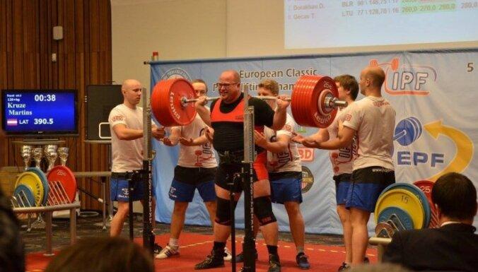 Известный латвийский силач-рекордсмен объявил о завершении карьеры