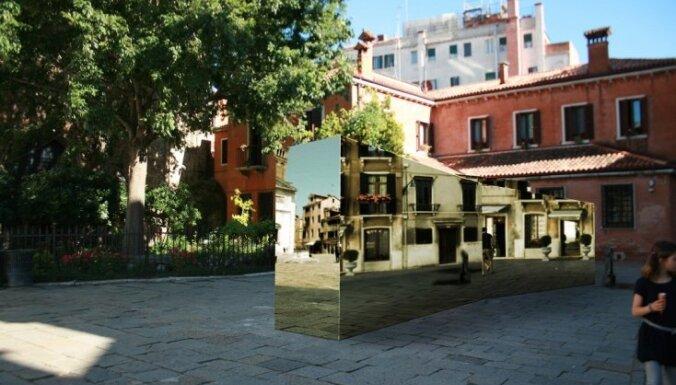 Latvija ar ekspozīciju piedalīsies Venēcijas biennāles arhitektūras izstādē