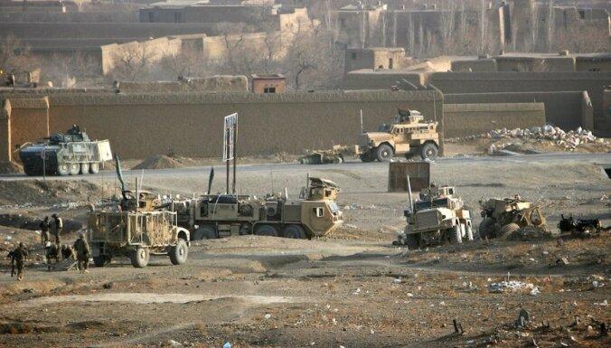 В Афганистане подорвана автоколонна НАТО