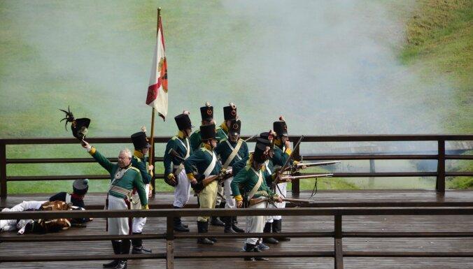 Daugavpilī rekonstruēs vēsturisko kauju ar Napoleona armiju