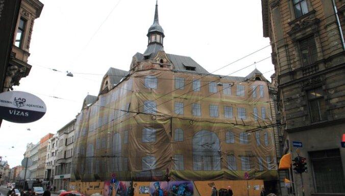 Rīgas pašvaldība sākusi Marijas ielas grausta piespiedu sakārtošanu