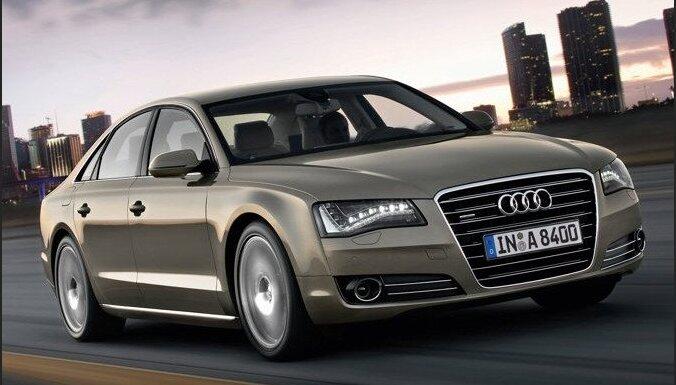 Госполиция: за сутки в Латвии угнали Peugeot и Audi
