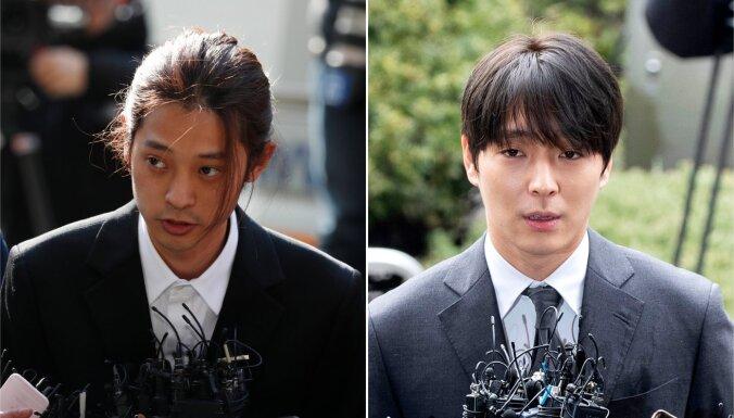 Korejiešu popmūzikas tumšā puse: divas zvaigznes notiesā par grupveida izvarošanu