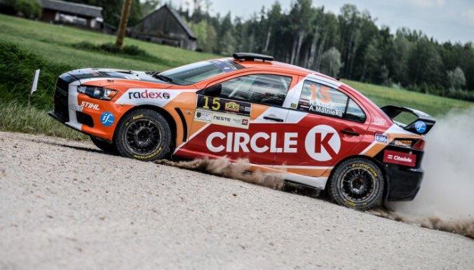Reinis Nitišs startēs 'Rally Estonia'