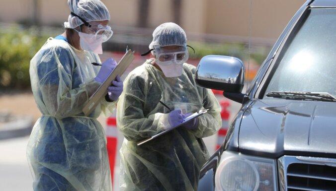 Число зараженных коронавирусом в США превысило 100 тысяч