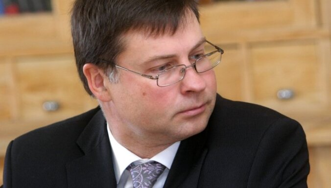 Домбровскис: дорожно-строительной отрасли крах не грозит