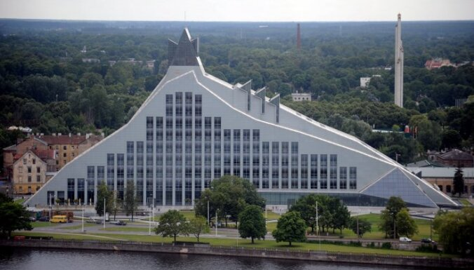 Строители: государство еще не выплатило за Замок света 4,8 млн евро