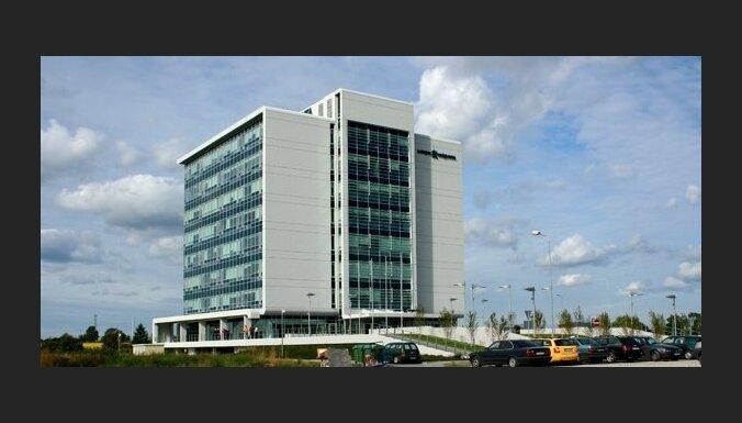 С молотка в пользу кредиторов продают центральный офис банка-банкрота Latvijas Krājbanka
