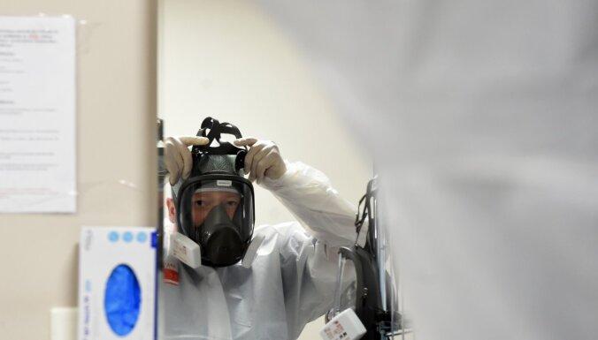 Latvijā Covid-19 saslimšana apstiprināta 950 cilvēkiem; reģistrēti 11 nāves gadījumi