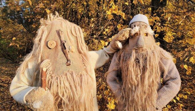 Brīvdabas muzejā tiks atklāta tradicionālā masku taka