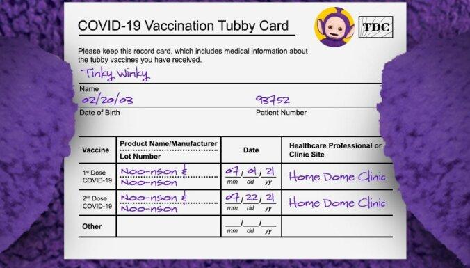 Вакцина для телепузиков, что готовит Marvel, звезды на отдыхе и другие события недели