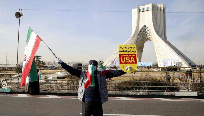 Sarunās par kodolvienošanos joprojām ir domstarpības ar ASV, norāda Teherāna
