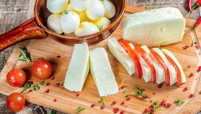 Soli pa solim: kā mājās pagatavot maigu un krēmīgu mocarellu