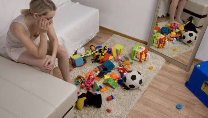 Kā vecākiem tikt galā ar stresu, lai paši neizdegtu