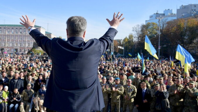 Порошенко о разрыве отношений РПЦ и Константинополя: Киев на правильном пути