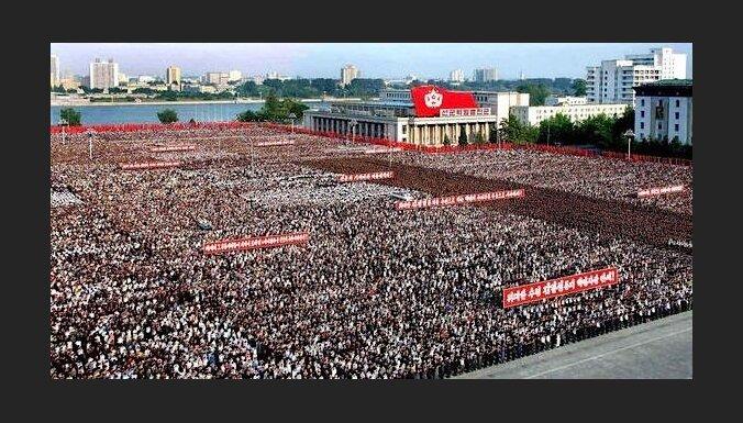 Эксперты ООН: в Северной Корее снова голод