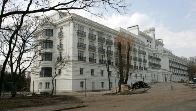 Atcelta nākamnedēļ paredzētā Ķemeru sanatorijas kompleksa izsole