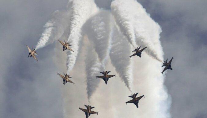 Вейонис: российские военные самолеты совершили 50 полетов вдоль границ Балтии