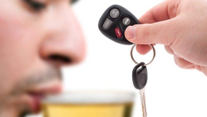 Traģisko avāriju Rēzeknes novadā izraisījis jaunietis alkohola reibumā