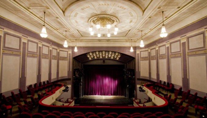 Liepājas teātra izrādes un tēli Aigara Hibnera fotogrāfijās