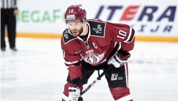 Dārziņš aizvietos Videlu KHL Zvaigžņu spēlē