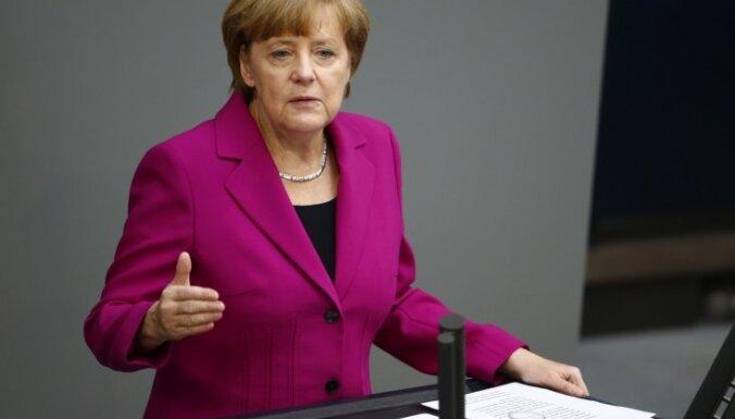 Меркель: Россия мешает Молдавии, Грузии и Украине присоединиться к ЕС