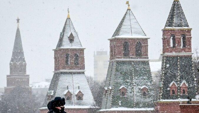 Krievijas valdības, parlamenta un Kremļa interneta vietņu darbībā novēro problēmas