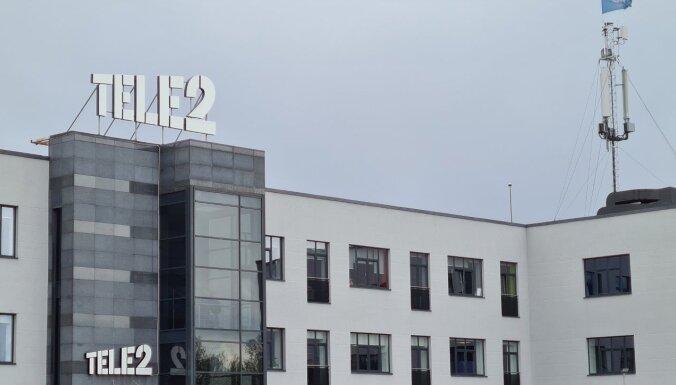Pirmajā ceturksnī 'Tele2' klientu skaits pieauga par 38 tūkstošiem